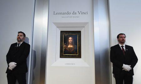 ЗДЕЛКА НА ГОДИНАТА: Слика на Леонардо да Винчи продадена за 450 милиони долари
