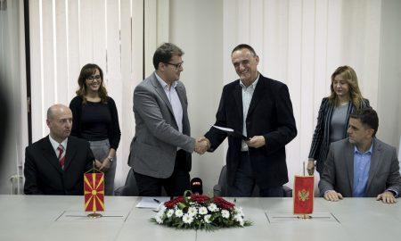Потпишан меморандум помеѓу Македонската филхармонија и Црногорскиот симфониски оркесар