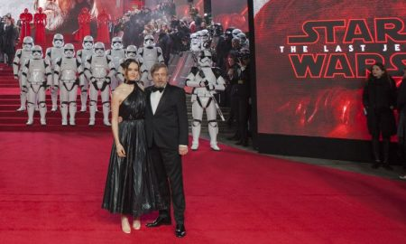 """Светска премиера на """"Војна на ѕвездите: Последниот џедај"""""""