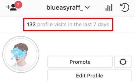 Инстаграм ќе ви кажува колку луѓе ви го гледаат профилот