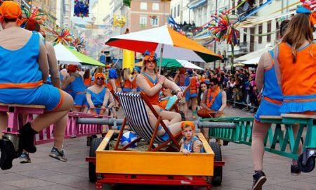 Меѓународната карневалска поворка на 35. Риечки карневал тргнува в недела