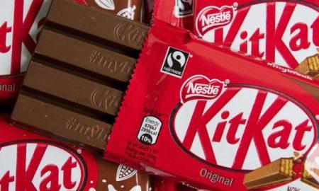 """""""Нестле Кит Кет"""" прогласена за најдобра чоколада на светот"""
