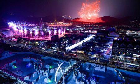 Отворени игрите во Пјонгчан – Олимпискиот дух го обедини Корејскиот Полуостров