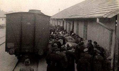Одбележување 75 години од холокаустот на македонските Евреи