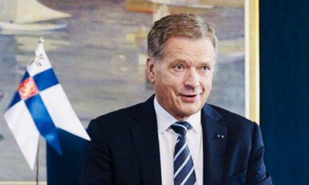 Финскиот претседател плати 61 евро за лет од Хрватска