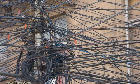 Букурешт - град на кабли