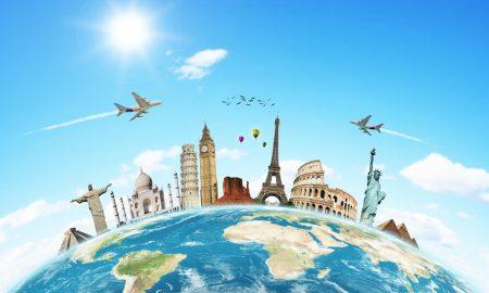 Патување околу светот за девет евра
