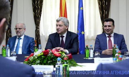 ЗАЕВ: Република Илинденска Македонија е името за можен компромис со Грција