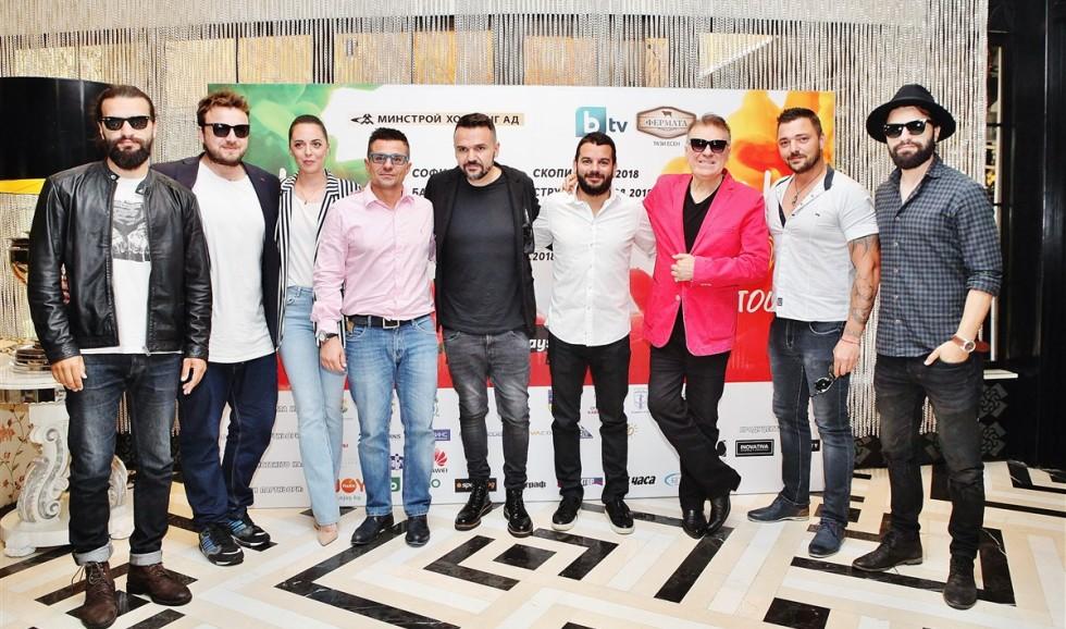 """ФЕСТИВАЛСКА ТУРНЕЈА: """"Една љубов"""" помеѓу македонските и бугарските артисти"""
