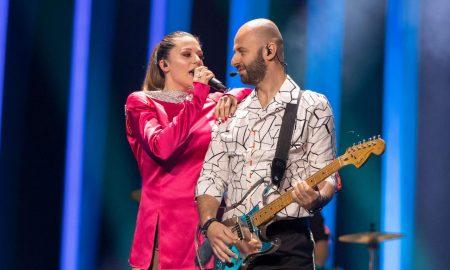 """""""Ај Кју"""" со прва официјална проба на евровизиската сцена (ВИДЕО)"""