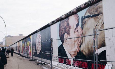 Наскоро нов Берлински ѕид, но овојпат како уметничко дело