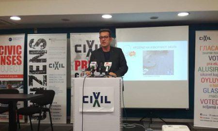 """""""ЦИВИЛ"""": Забележани се технички проблеми, неправилности во Избирачкиот список и кршење на молкот"""