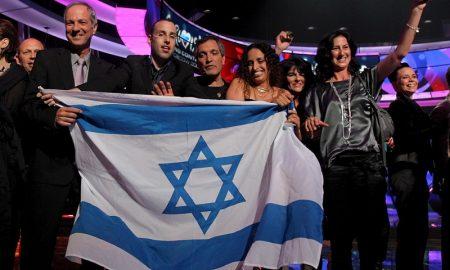 Евровизија наместо во Ерусалим - во Тел Авив