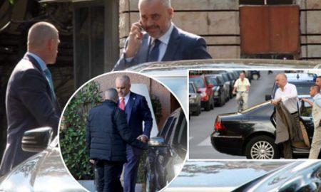 Албанскиот премиер не поседува возачка дозвола