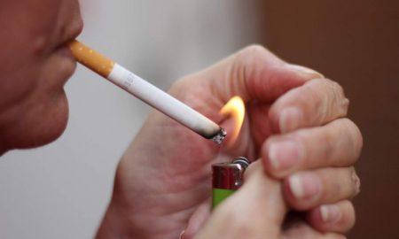 Пушењето го зголемува ризикот од мозочен удар