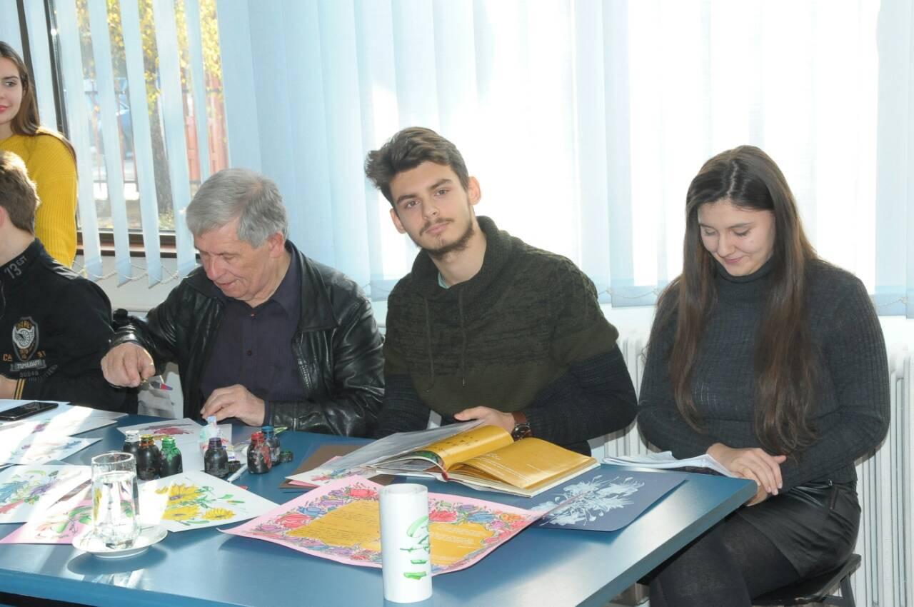 Корчагинци колоритно и поетски го одбележија раѓањето на Блаже Конески