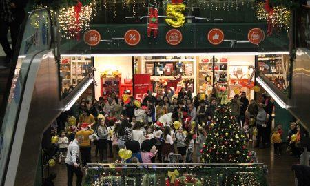 Забава за целото семејство за роденденскиот викенд во Капитол мол
