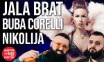 Јала Брат, Буба Корели и Николија на 9 февруари во Скопје